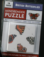 British Butterflies puzzle