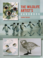 The Wildlife Artist's Handbook front cover